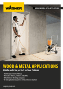 Wagner Wood & Metal Finishing Brochure