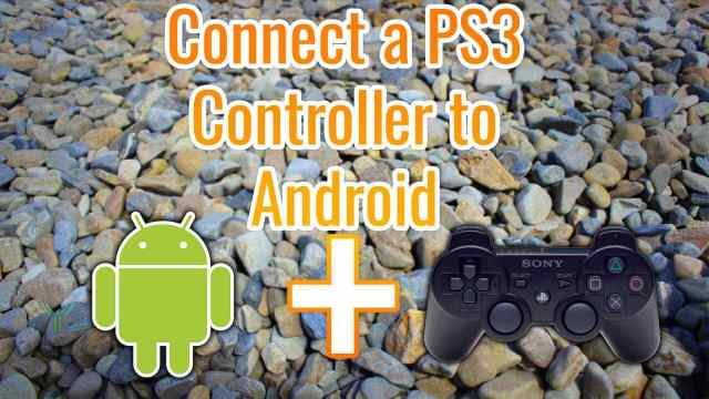 LINK A PS3 CONTROLLER TO ANY ANDROID DEVICE! (SixAxis)
