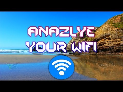 Analyze your WiFi signal FOR FREE!