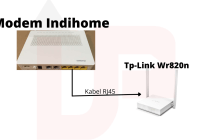 setting router tp-link tl wr820n