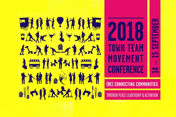 Gearing up for the Town Team Movement Conference