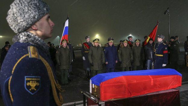 ロシア犠牲者トルコ
