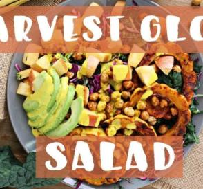 Harvest Glow Salad Healthy Salad Recipe