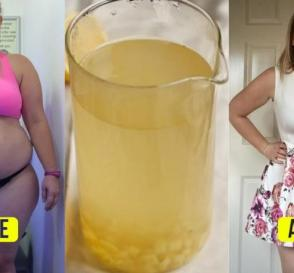 Only two Cups of this Drink can Lose Weight Overnight Remove Belly Fat in a Single Night