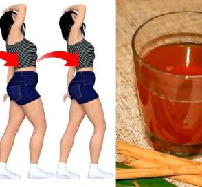 Drink This Tea Once a Day to Burn Fat Fast