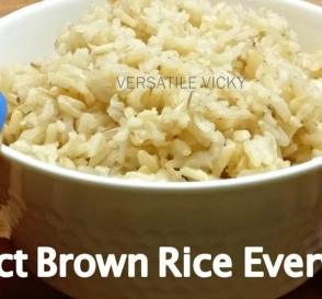 How To Cook Brown Rice Brown Rice For Weight Loss