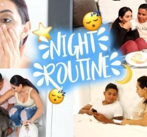 NIGHT ROUTINE 2017 BEAUTYYBIRD