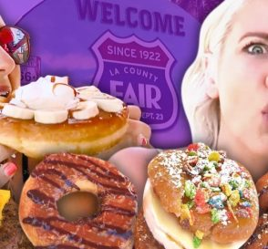 12 Craziest Foods at the LA County Fair