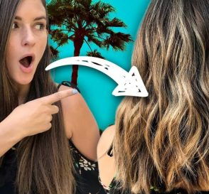 First Time Getting Hair Dyed Virgin Hair Transformation Beauty Trippin