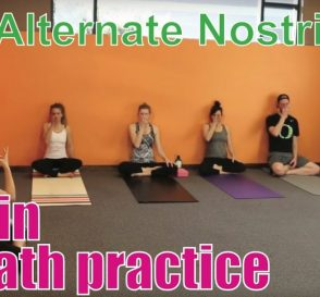 6 Minute Breath Practice Alternate Nostril