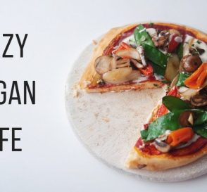 A Vegan Food Guide for Lazy People