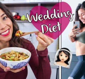 WHAT I EAT IN A DAY WEDDING DIET Rawvana