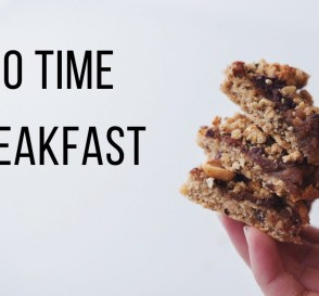 Vegan Breakfast Ideas for when you have No Time in the Morning