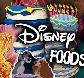 Disney Movie Foods IN REAL LIFE Cheat Day