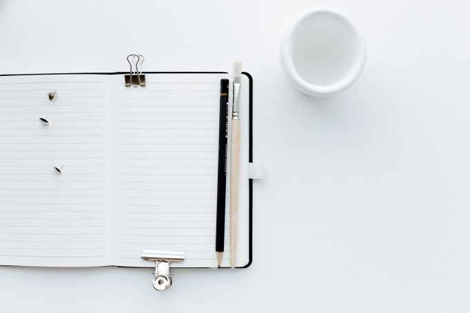 Write down your thoughts and feelings in the journal