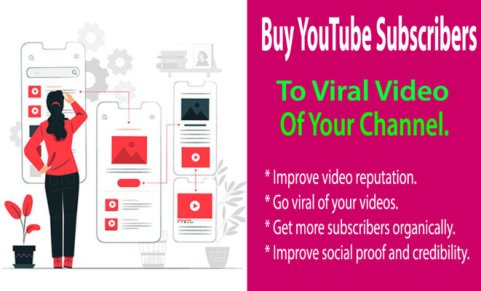 Buy Real YouTube Subscribers