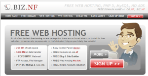 Top Free Web Hosting Companies for 2017