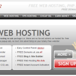 Top Free Web Hosting Sites For WordPress 2016