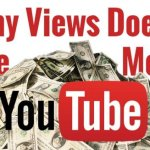 How much money do people make from YouTube videos with 1 million views?(updated)
