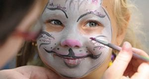 Face_Painting_IKEA Tampa photo
