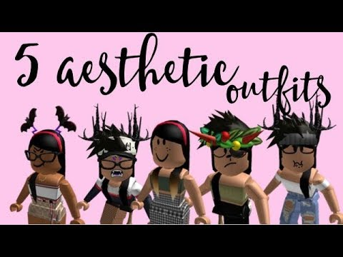 Download MP3 Aesthetic Outfits Roblox 2018 2018 Free