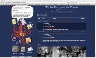 HATP website show listings
