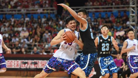 NetEase partners with Chinese University Basketball ...
