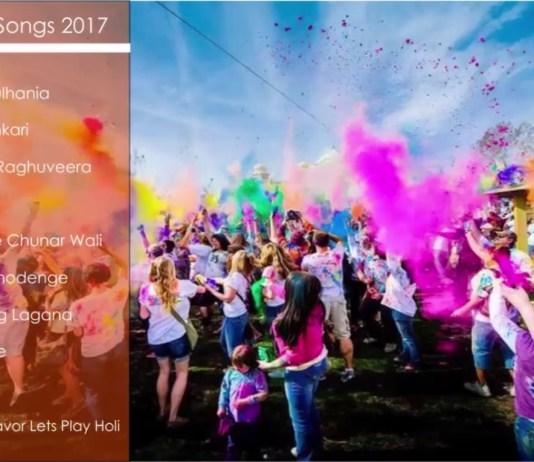 Holi Songs 2018