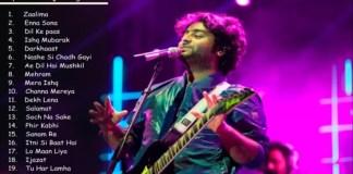 Arijit Singh New Songs