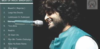 Arijit Singh Top Hits