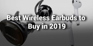est Wireless Earbuds 2019