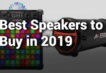 10 Best Speakers to Buy in 2019