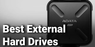 10 Best External Hard Drives 2019