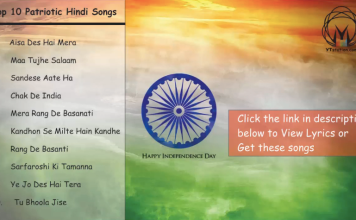 Independence Day Songs, 2019 | Indian Hindi Patriotic Songs | Latest, New, Top & Latest Desh Bhakti Videos, Jukebox, Collection