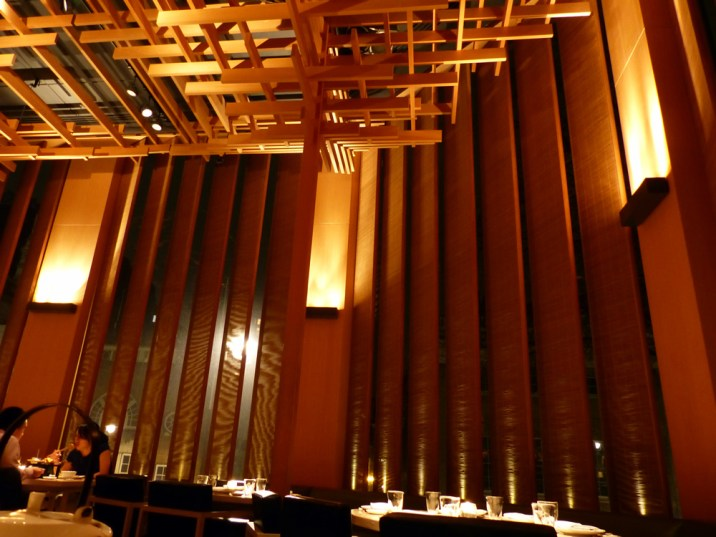 interior view at Sake no Hana | ytTastes | Yvanne Teo