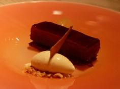 miso tart tartin at Sake no Hana | ytTastes | Yvanne Teo