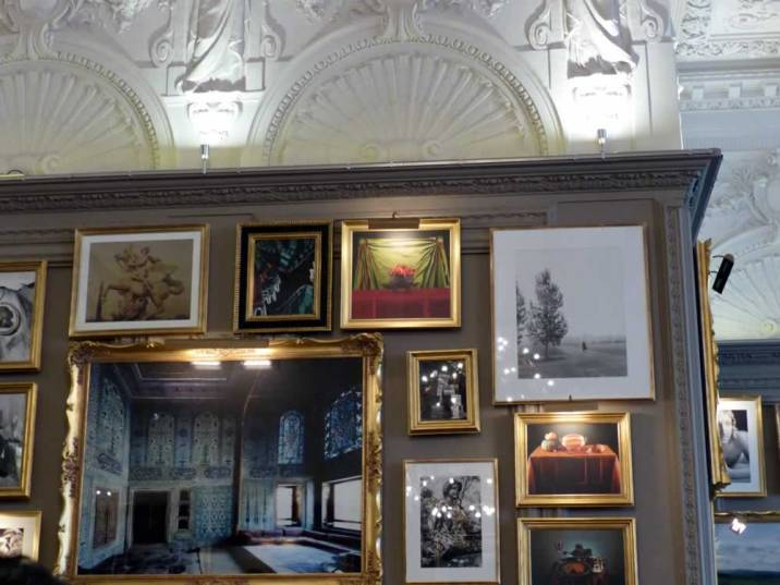 pictures on the wall at Berners Tavern | ytTastes | Yvanne Teo