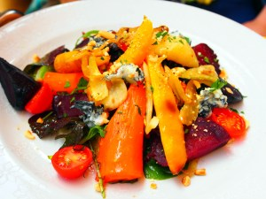 Roast Root Vegetables, Inn the Park | yt Tastes | Yvanne Teo