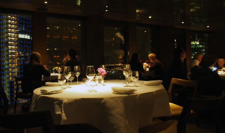 dining area | city social restaurant | ytTastes | Yvanne Teo