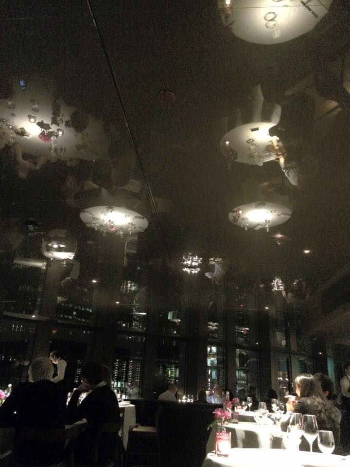 dining room reflections | City Social Restaurant | ytTastes | Yvanne Teo