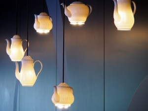 Bea's of Bloomsbury teapot lights | ytTastes | Yvanne Teo