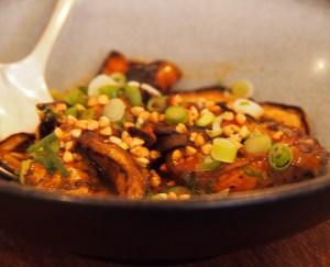 Szechuan aubergines at Portland Restaurant | ytTastes | Yvanne Teo