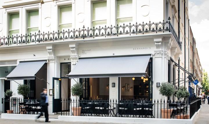 Bernardi's Italian Restaurant & Bar