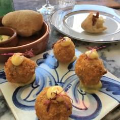 Croquettes de Alheira | Bar Douro | Yvanne Teo