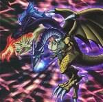 【L・G・D(リンク・ゴッド・ドラゴン)効果考察】相手フィールド全破壊!強耐性・戦闘破壊の攻撃力5000!5属性に拘らなくても強いのが良いね!
