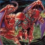 《紅蓮魔獣ダ・イーザ》がシークレットになる日が来るとはね・・・【昔やってた決闘者に見せると驚くかも?】