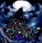 【魔妖(まやかし)デッキ案】罠ビ構築,骨の塔デッキデス,コモンメンタルワールドバーン《重い誓約を工夫でカバー》