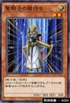 【デュエルリンクス】聖騎士の槍持ち実装!デッキから任意の装備魔法サーチ!【OCGより先に実装された新カード第11弾】