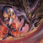 【破壊剣士の守護絆竜・効果考察】破壊剣カードを墓地送り!バスブレ特殊召喚!デメリットケアのバーン効果!伴竜の絆半端ねぇ!