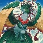 「六花聖ストレナエ」効果で出せるランク5以上の植物エクシーズモンスター特集【オレイアに注目集まる】
